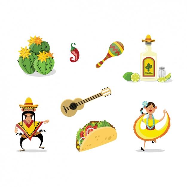 Mexican Vectors, Photos and PSD files.