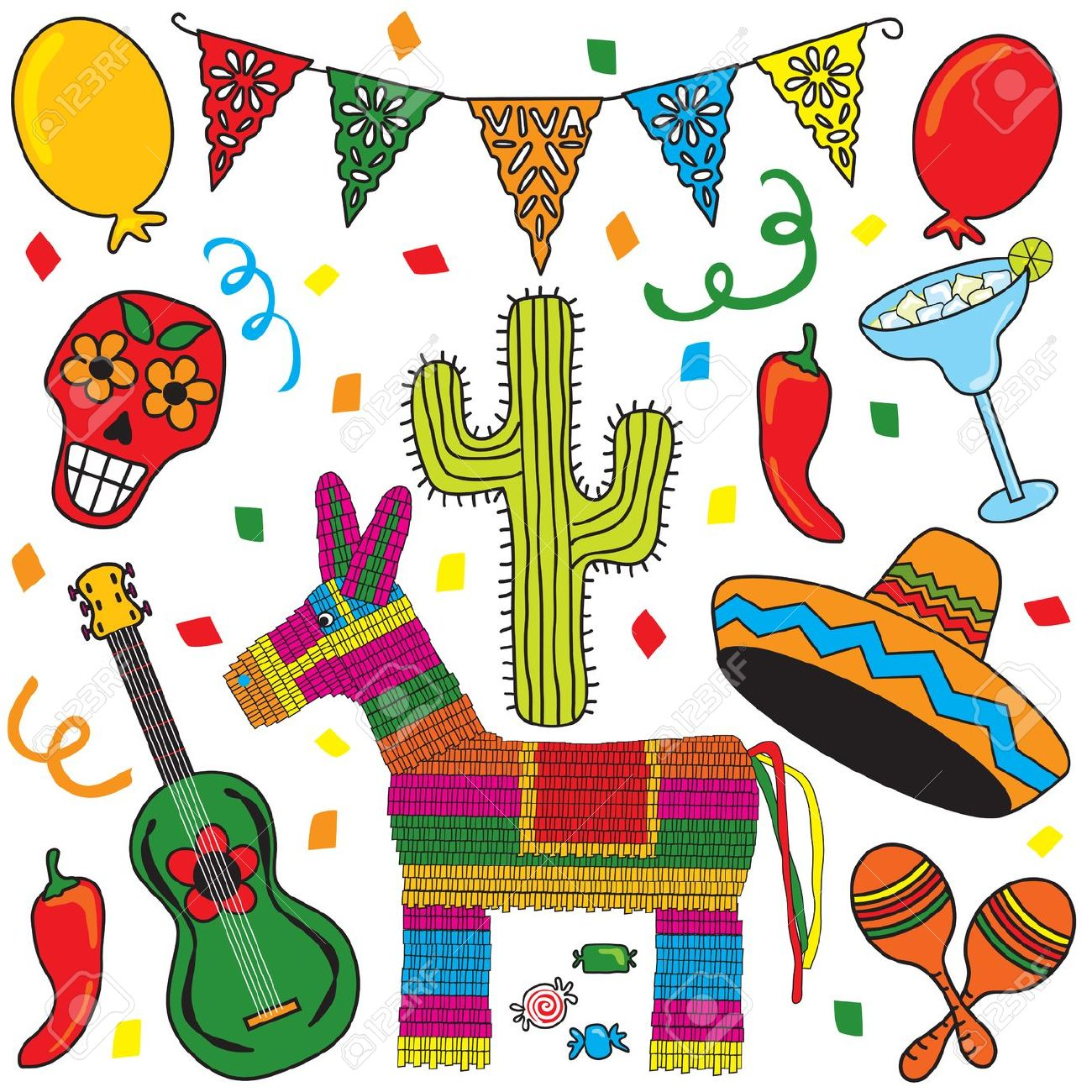 Mexican Clipart.