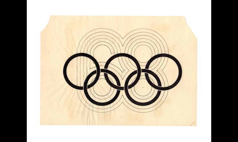 1968 Mexico City Olympics.