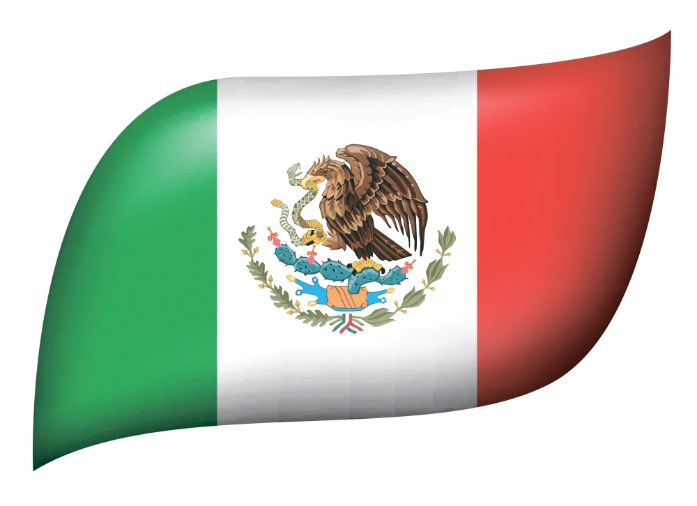 Mexico Flags ? La bandera Mexicana.