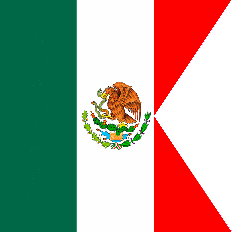 File:Bandera de Subsecretarios de Estado del Mexico.png.