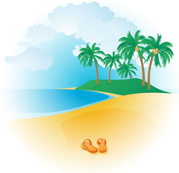 Free Natural Beach Cliparts, Download Free Clip Art, Free.