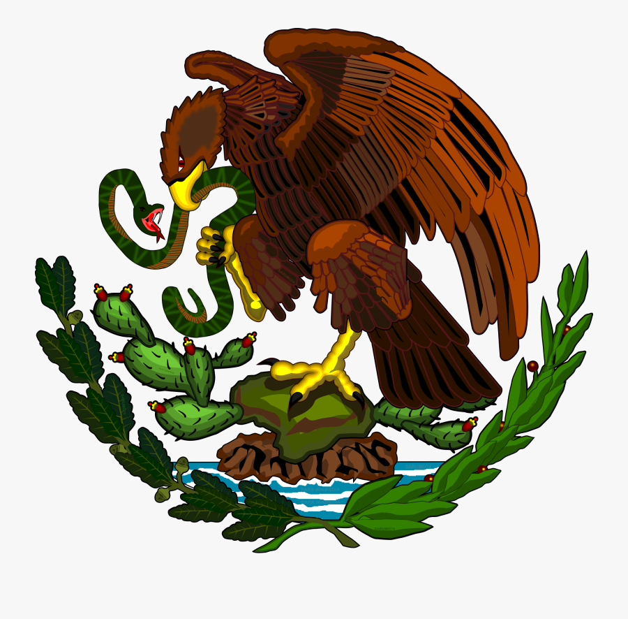 Mexican Eagle Png.