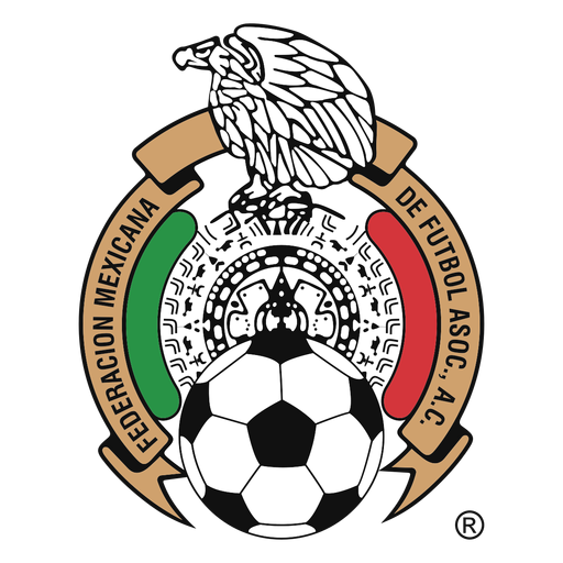 Mexico football team logo.
