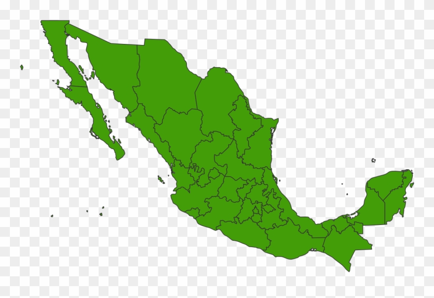 Mexico Png Clipart Black And White Stock.