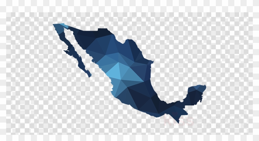 Mexico Outline Clipart Mexico Map , Png Download.