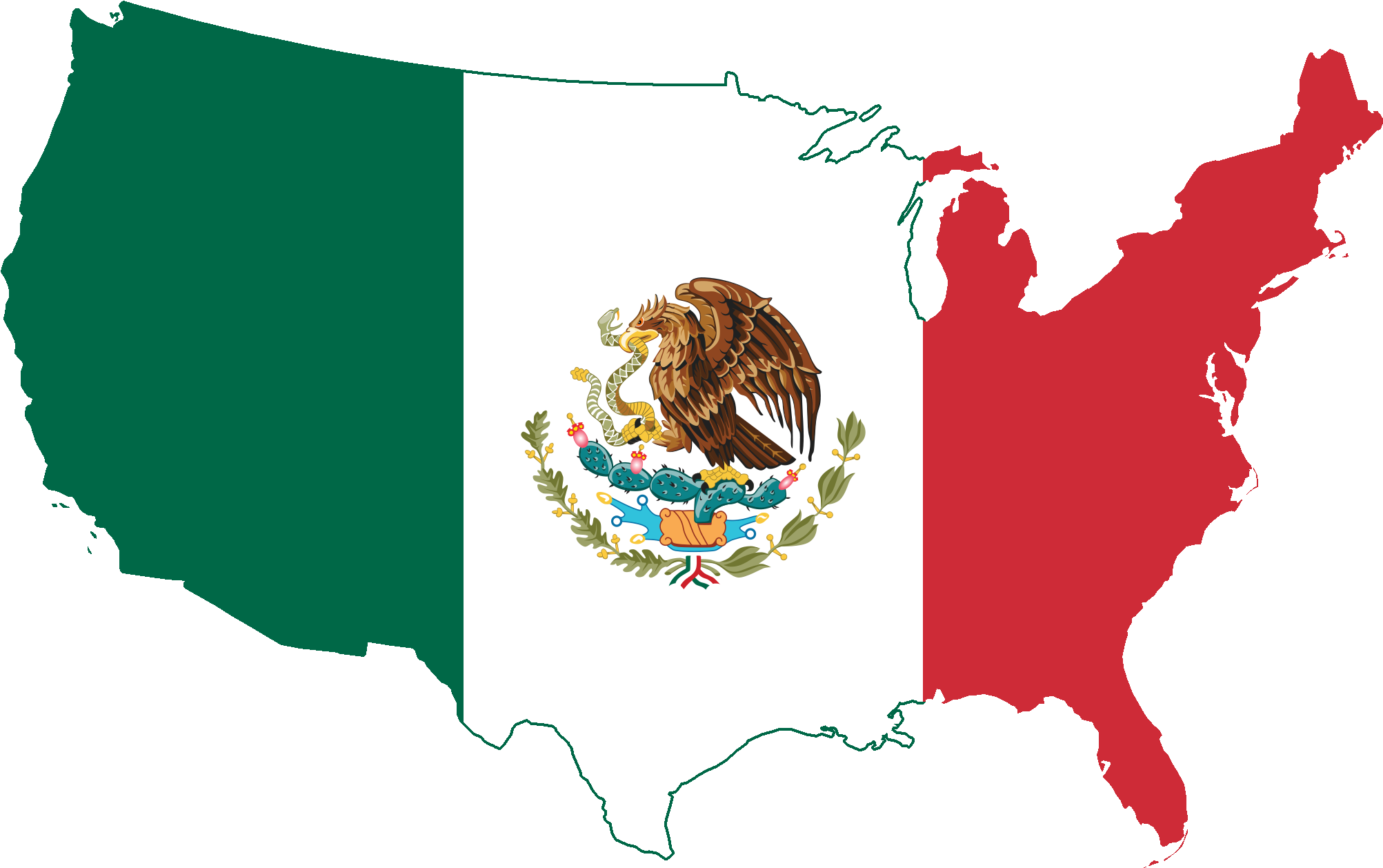 Mexico Flag Png 14, Buy Clip Art.
