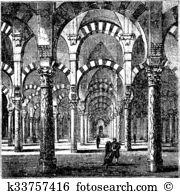 Mezquita Clip Art and Illustration. 5 mezquita clipart vector EPS.