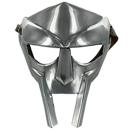NauticalMart MF Doom Rapper Madvillain Gladiator Mask.