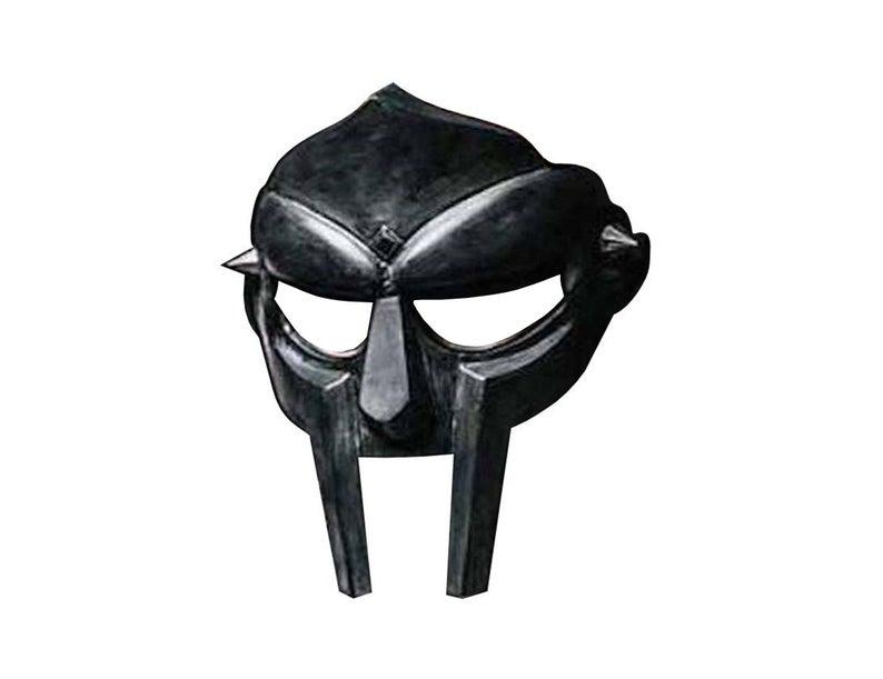 Gladiator face mask Mf Doom Mask Larp Sca mask MF DOOM.