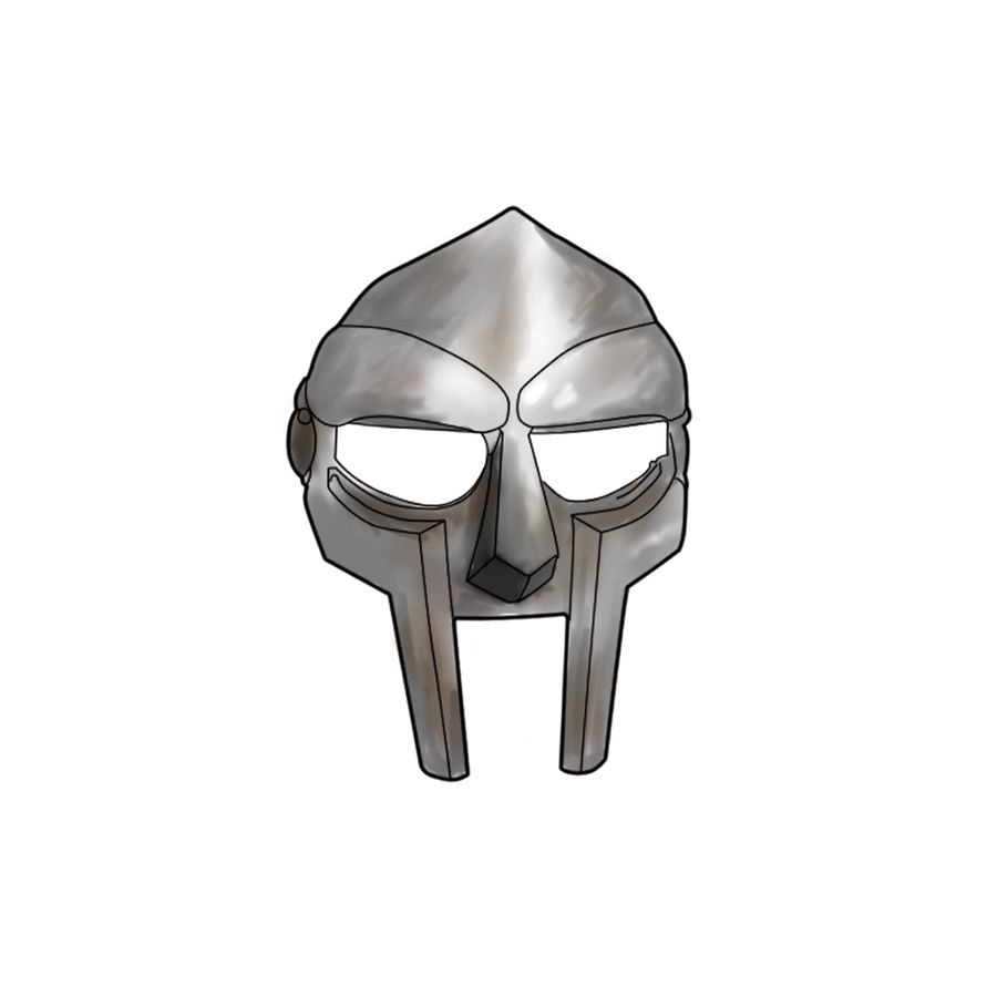 Another MF Doom pic could work as a micro finger tat.
