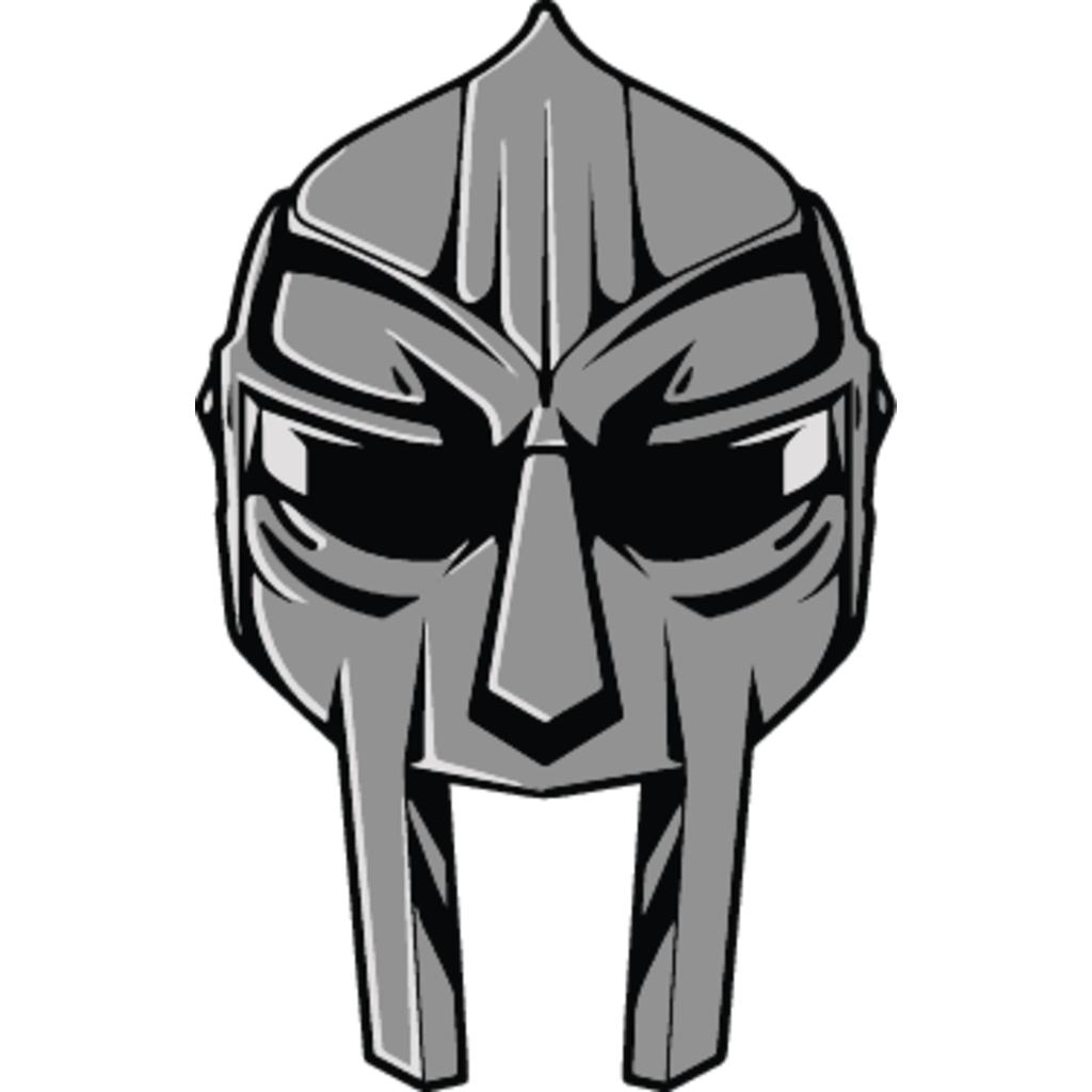 Mf Doom logo, Vector Logo of Mf Doom brand free download.