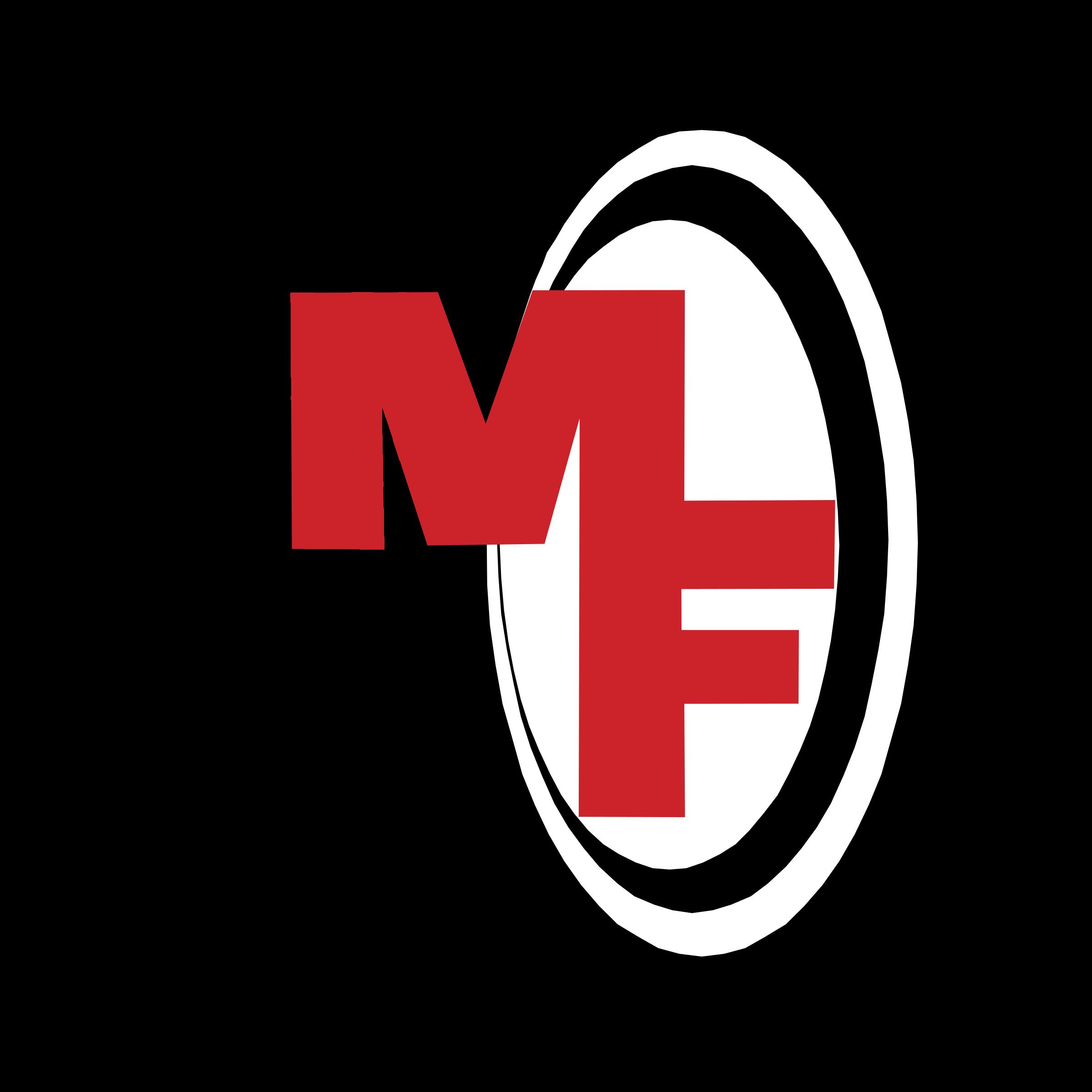 MF Logo PNG Transparent & SVG Vector.
