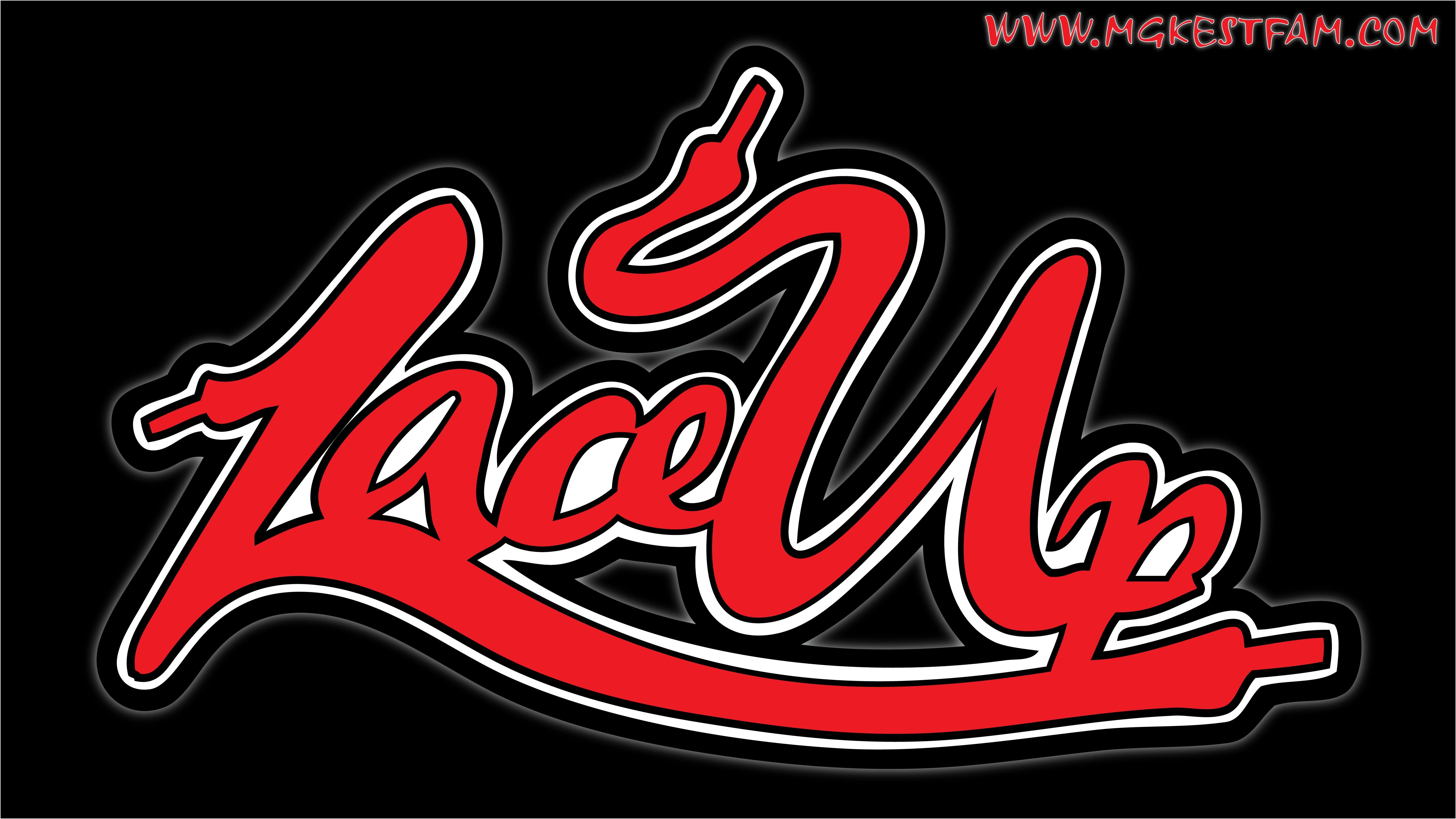 Lace UP MGK wallpaper.