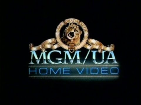 MGM/UA Home Video logo (1982).
