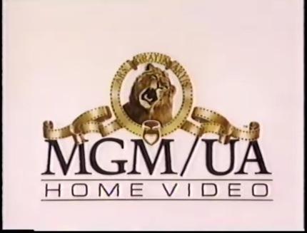 MGM/UA Home Video (1992).
