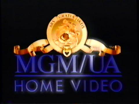 MGM/UA Home Videos (1997) Company Logo 2 (VHS Capture).