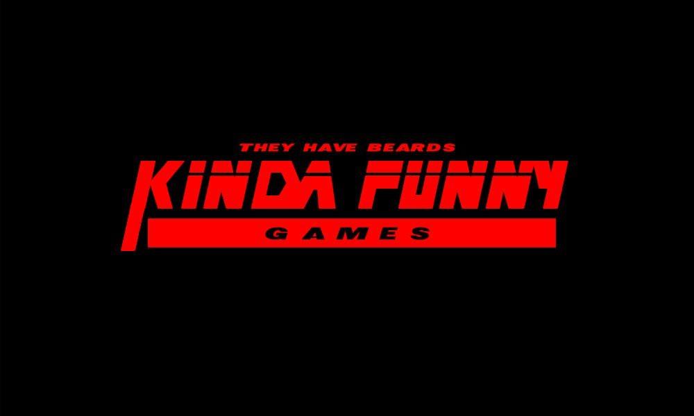 Kinda Funny Games MGS Logo.