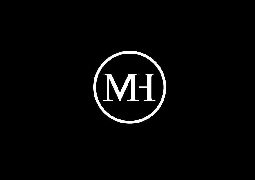 Entry #229 by shanjedd for MH logo design.