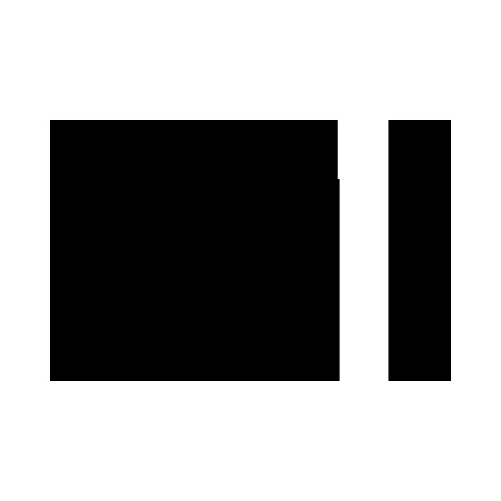 Manjaro logo looks exactly like Xiaomi\'s mi logo.