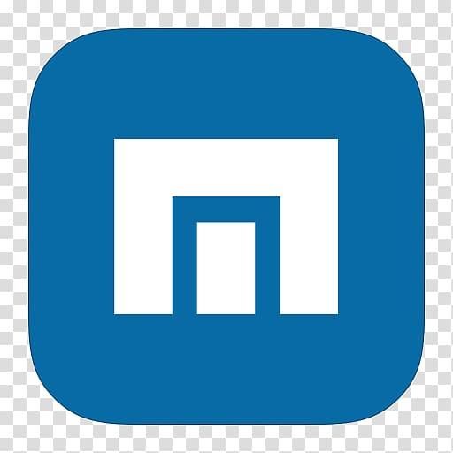 Xiaomi Mi logo, blue angle area text, MetroUI Browser.