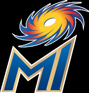 MI Mumbai Indians Logo Vector (.EPS) Free Download.