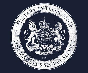 MI6 Logo.