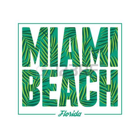 1,264 Miami Beach Stock Vector Illustration And Royalty Free Miami.