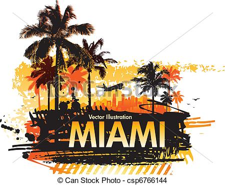 Miami Stock Illustrations. 1,769 Miami clip art images and royalty.