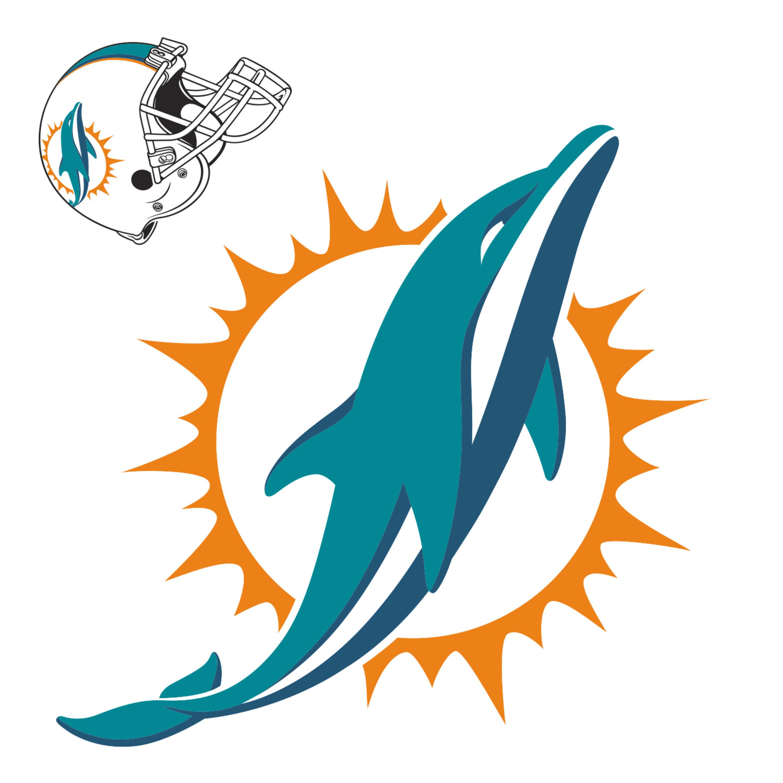 Miami Dolphins: Logo.