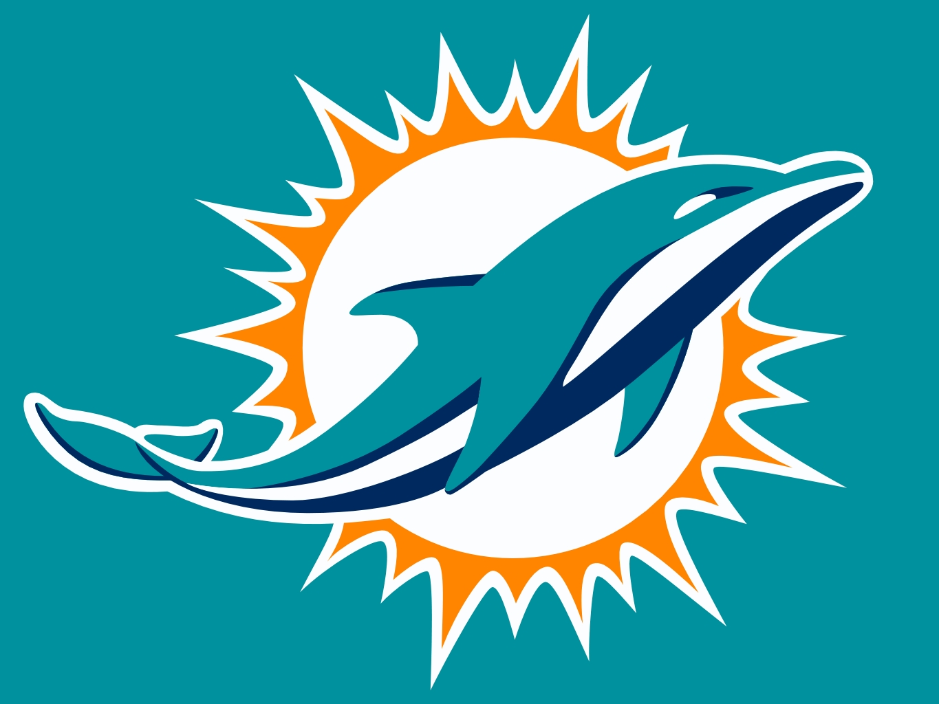 Free Miami Dolphins, Download Free Clip Art, Free Clip Art.