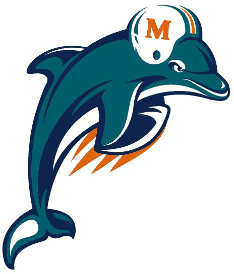 Miami Dolphin Clipart.
