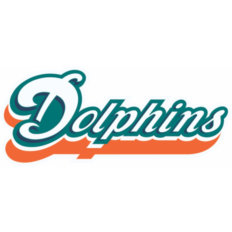 Miami Dolphins Logo Clip Art N5 free image.