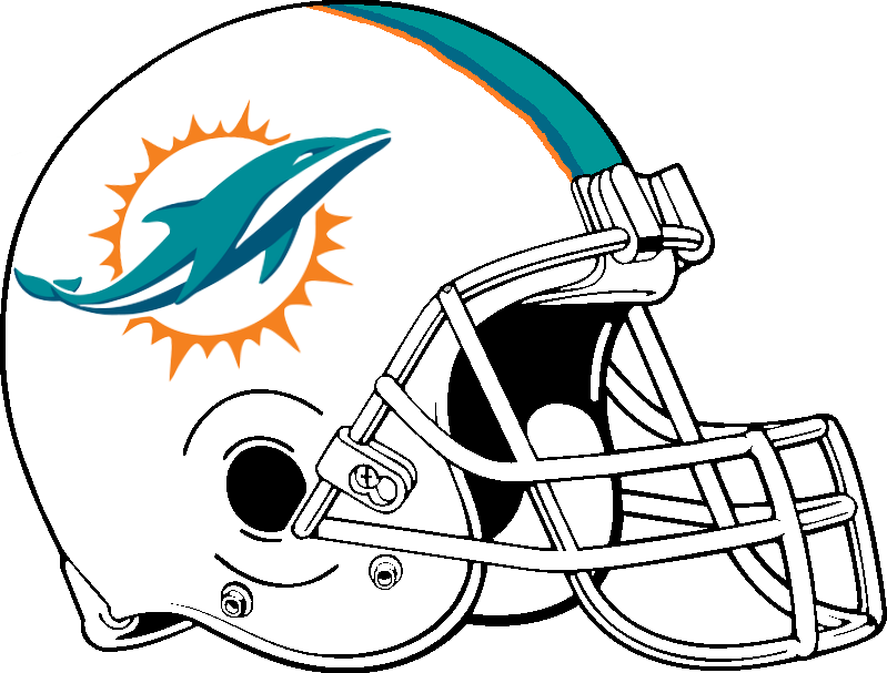 945 Dolphins free clipart.