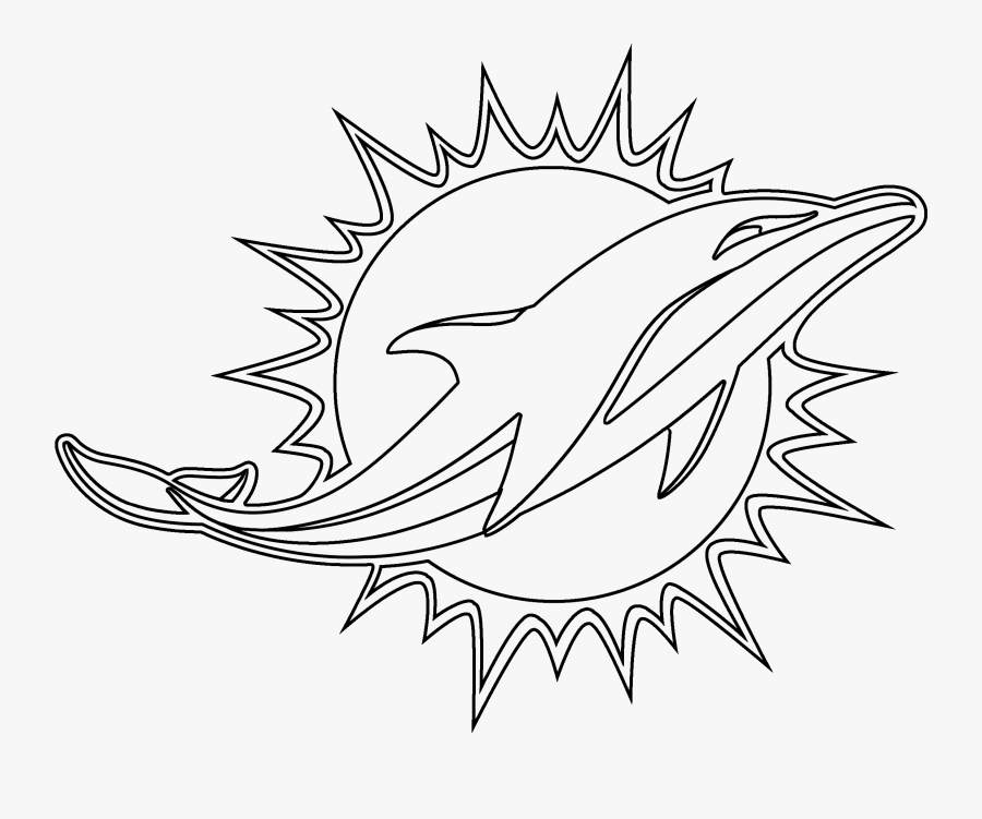 Clip Art Drawing Dolphin.