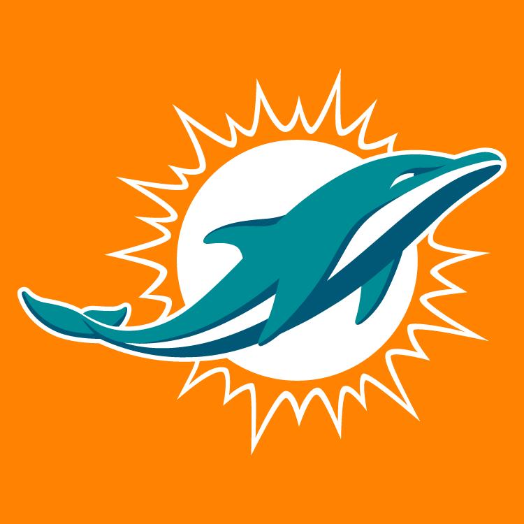 Miami Dolphins Logo Clip Art.