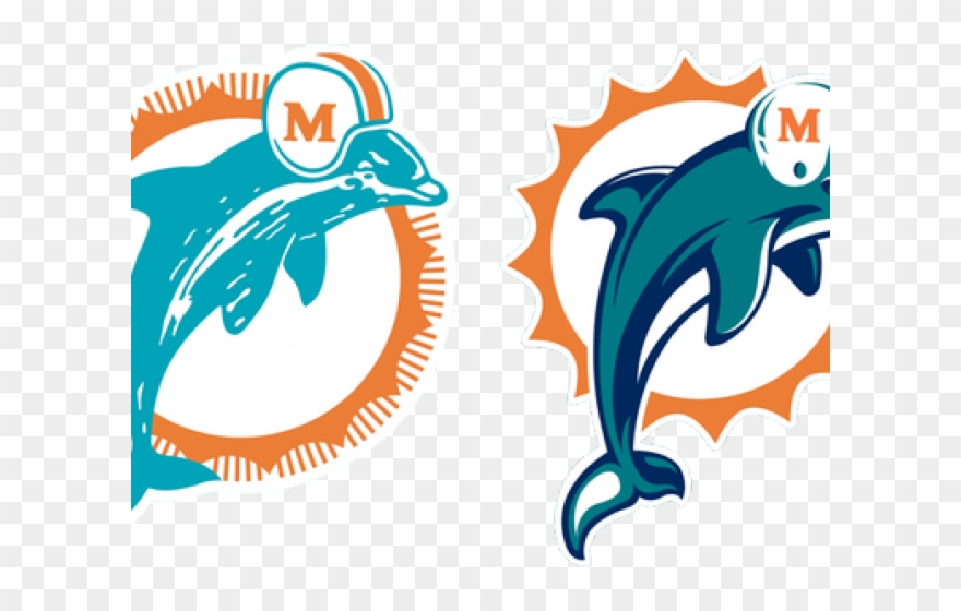 Dolphines Clipart Miami Dolphins.
