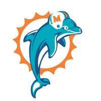 Miami Dolphins, download Miami Dolphins :: Vector Logos.