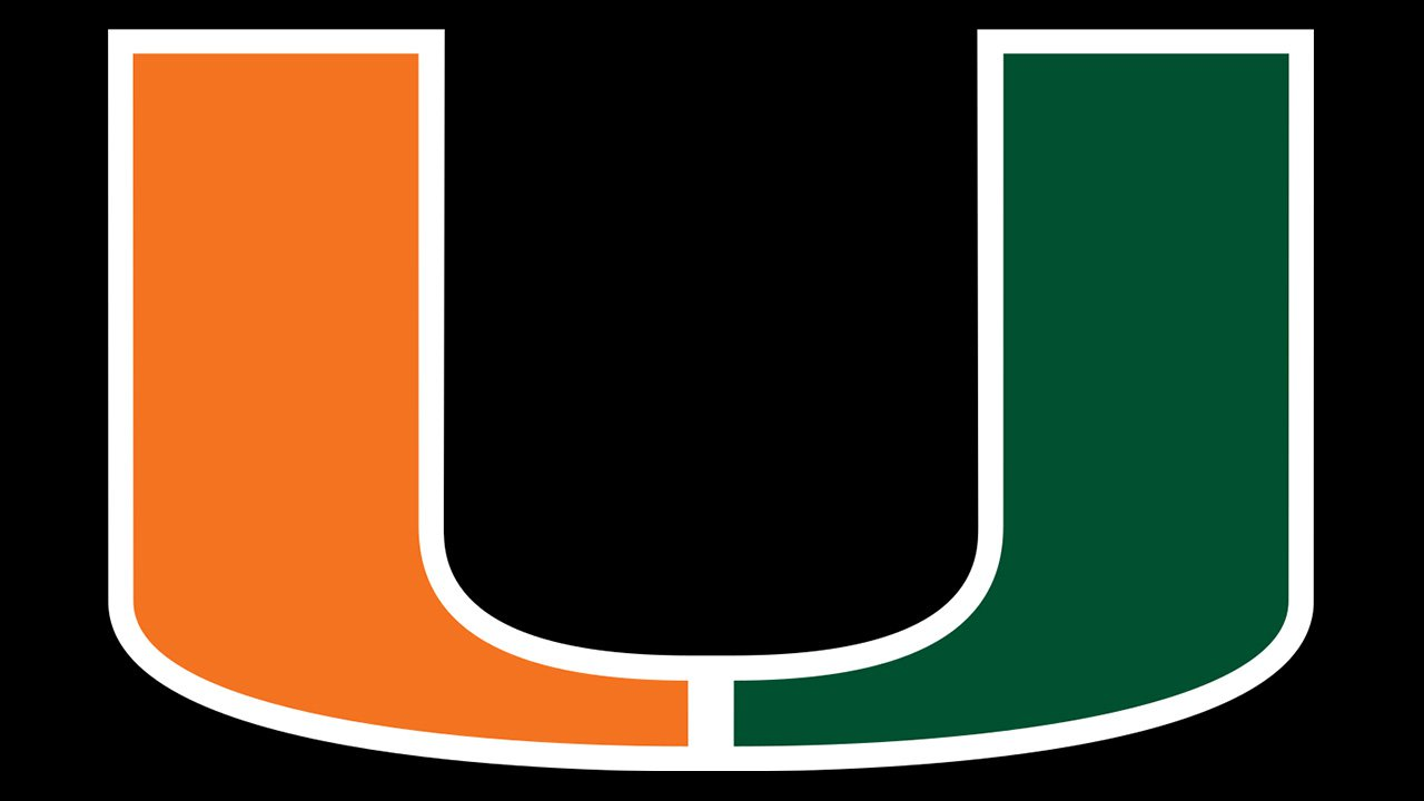 Meaning Miami Hurricanes logo and symbol.