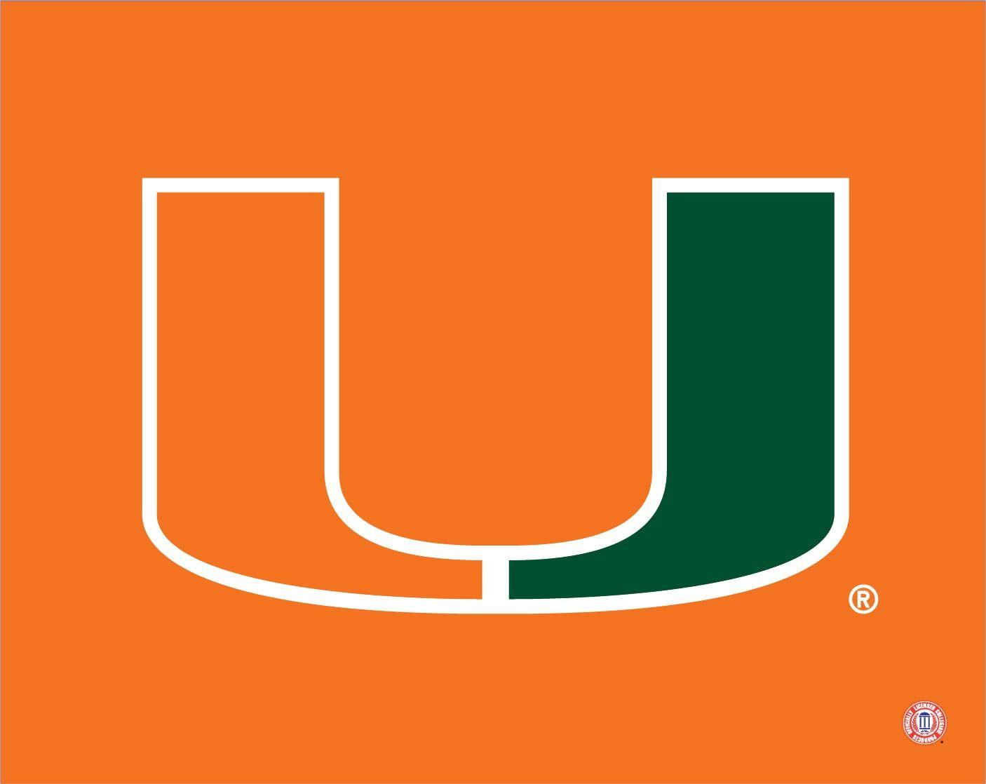 Miami Hurricanes logo.