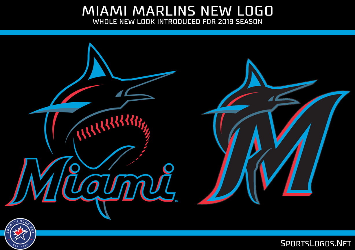 Our Colores: Miami Marlins Unveil New Logos, Uniforms for.