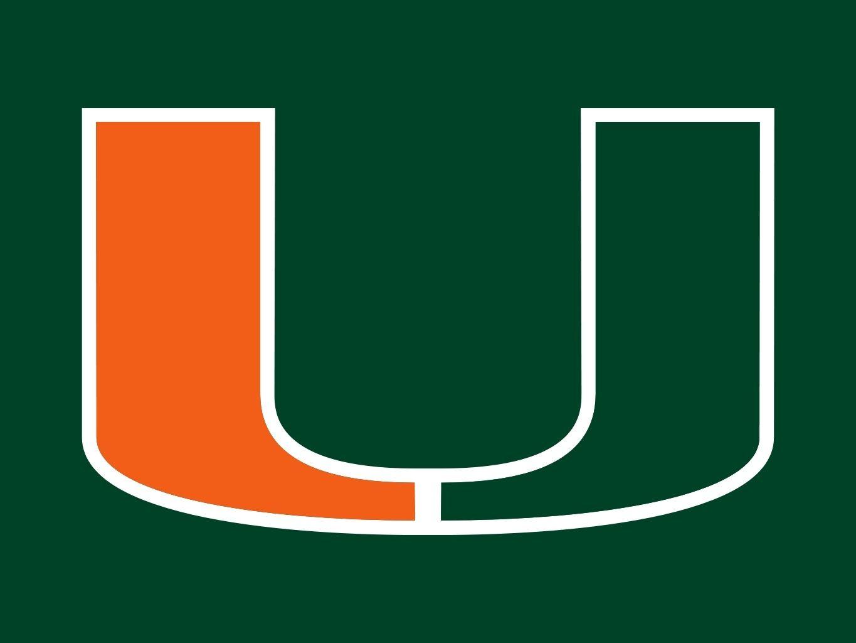 University of Miami Hurricanes.
