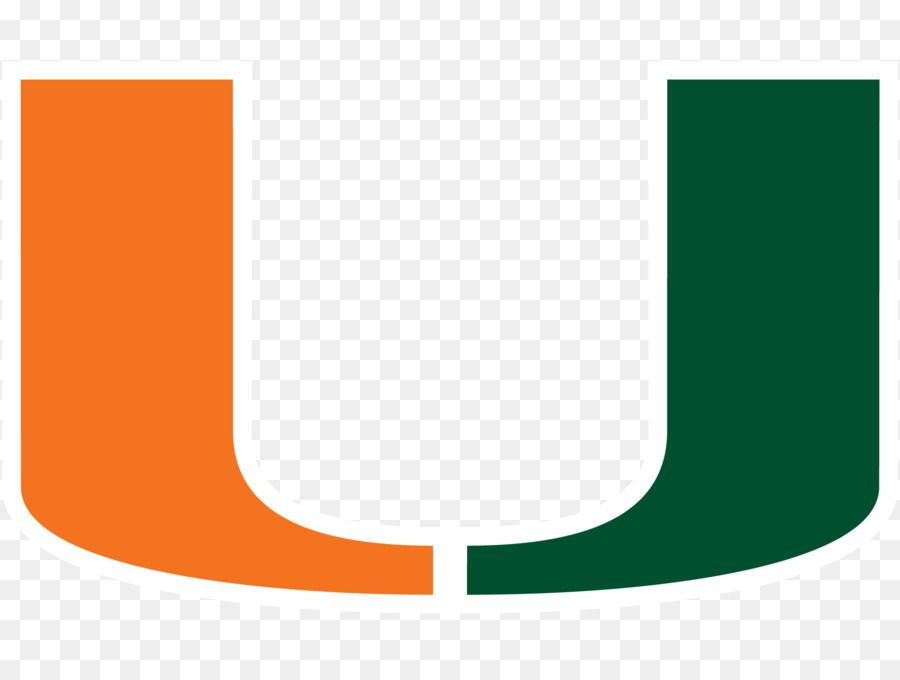 University of Miami Hurricanes Logo.