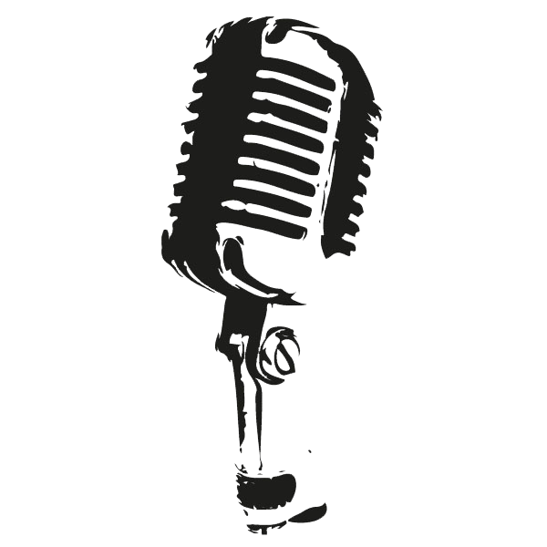Microphone Drawing Clip art.