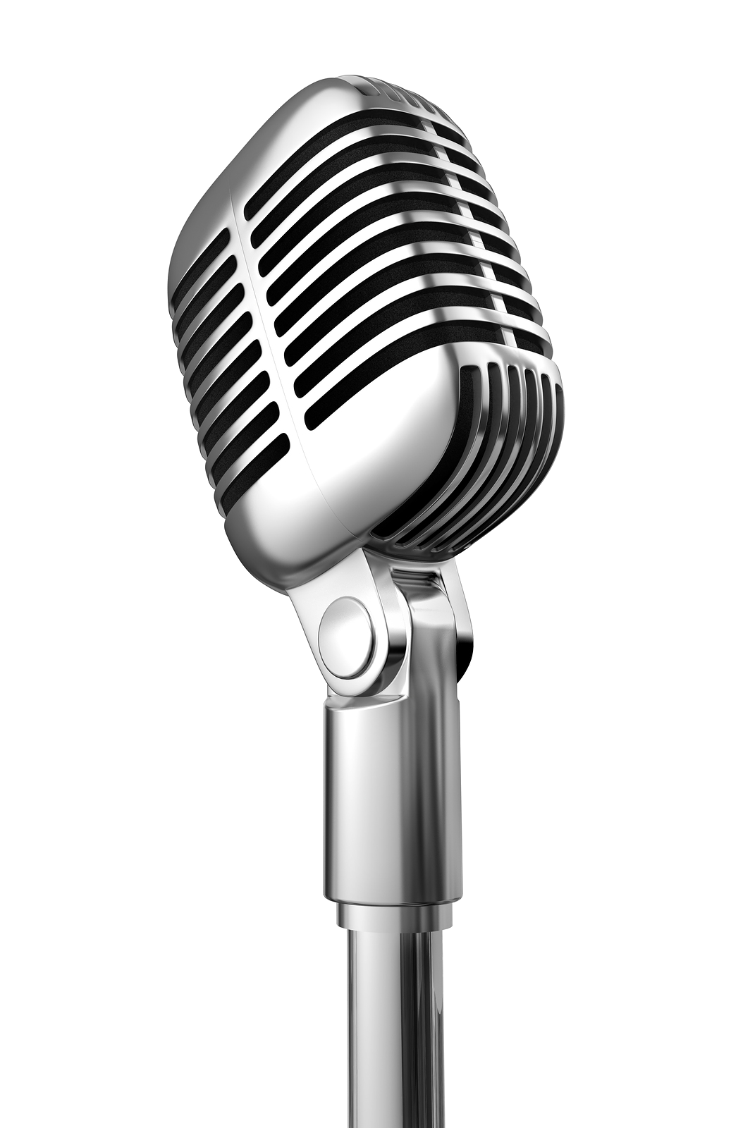 Microphone PNG Transparent Images.