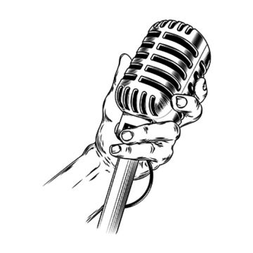 Microphone Png, Vector, PSD, and Clipart With Transparent.