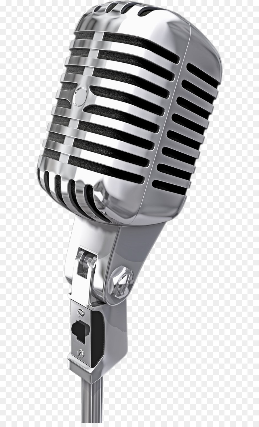 Microphone Cartoon png download.