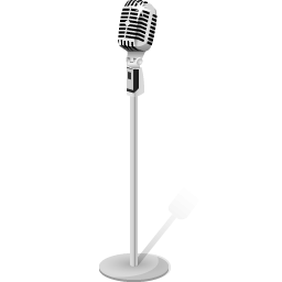 Mic stand clipart clipart images gallery for free download.