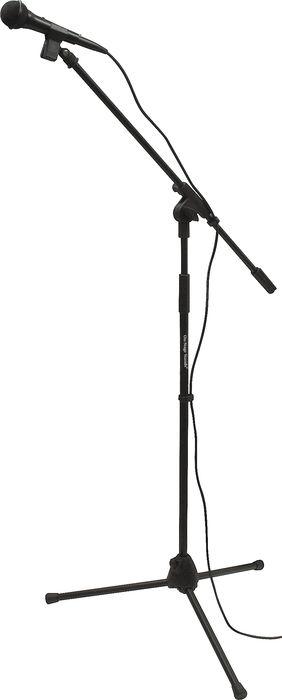 Microphone Stand Clip Art.