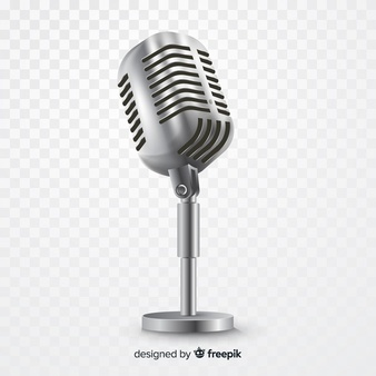 Microphone Vectors, Photos and PSD files.